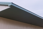 12' Cantilever Roof