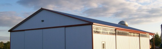 Custom Equipment Shed in Ijamsville, MD