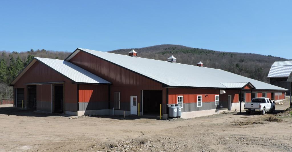 85-cow Freestall - Mehoopany, PA