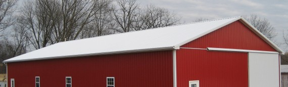 Equipment Shed in Ijamsville, MD