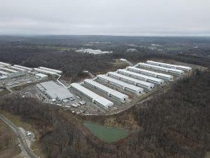 Hillendale, CT - Construction Update - Mar 2021
