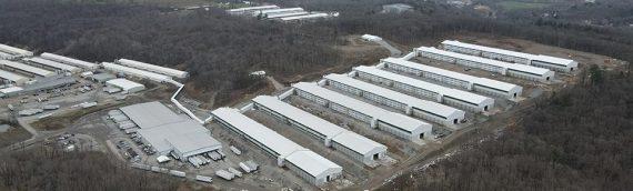 Hillandale Farms, Poultry Housing, Construction Update, Mar 2021