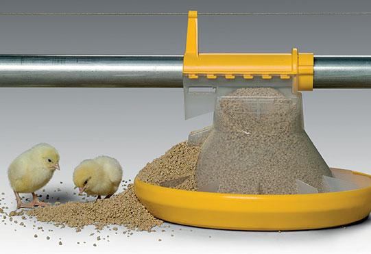 Landmeco Poultry Feeding Equipment