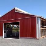 140' x 40' x 14' Calf / Heifer Barn - New Ringold, PA