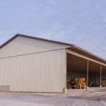 60' x 200' x 22' Commercial Storage Building